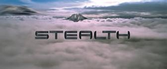 Stealth title design