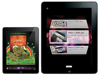 Create your first iAd for the iPad