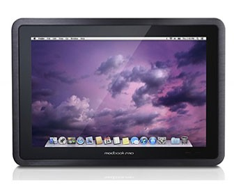 The Modbook, a MacBook hacked to turn it into a 13.3-inch Wacom-enabled tablet, is back