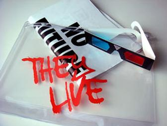 Spanish activism magazine pays homage to John Carpenter's They Live
