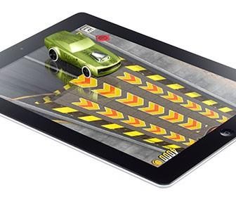 Mattel's Apptivity integrates iPad with physical toys
