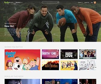 US TV site Hulu redesigns with a major makeover
