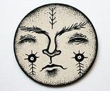 On now: Exhibition showing artworks drawn and built on beermats