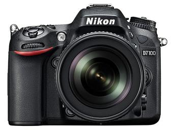 Nikon D7100: a digital SLR with a 24mp sensor