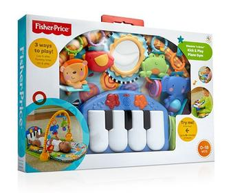 Duffy & Partners rebrands Fisher Price – but leaves logo alone