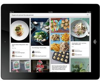 Pinterest's redesign push moves from online to mobile