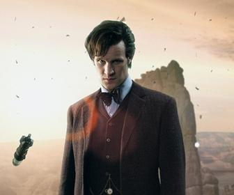 Doctor Who 'Day of the Doctor' trailer VFX detailed