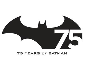 DC Comics unveils new Batman logo for 75th anniversary