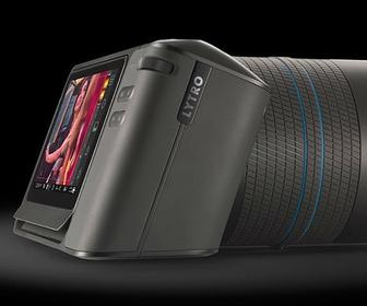 Lytro returns with Illum, a 'pro-quality' light field camera
