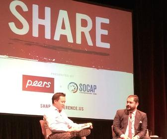 Share conference: start-ups tackle the big issues