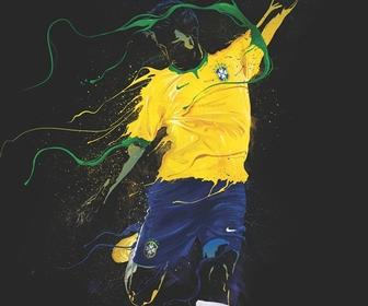 Football-inspired art takes centre stage at Nike exhibition