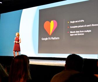 Google previews Fit software kit for health-tracking apps
