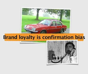 Why brand loyalty isnt dead, but why brands have to change to get it