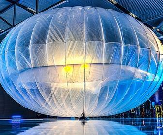 Why Google and Facebook need balloons, drones and rockets