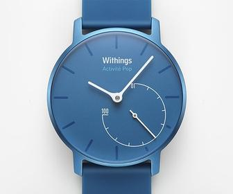 Withings' Activité Pop is a lovely analogue-styled smartwatch