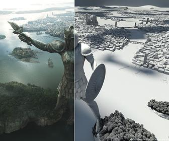 Mackevision's Armin Pohl on creating Game of Thrones' CG landscapes