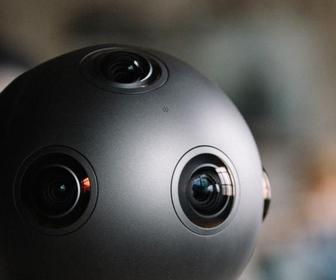 Nokia rolls out spherical camera for virtual reality apps