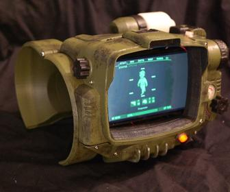 How to 3D print a real Pip-Boy from Fallout 4