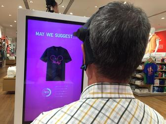 Uniqlo uses your brain waves to find your perfect T-shirt