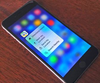The iPhone 6s' 3D Touch has one chronic design flaw – but there's a way round it