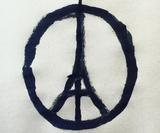Jean Jullien's art once again brought us together after the terrorist attacks in Paris
