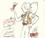 Quentin Blake has drawn a new BFG illustration
