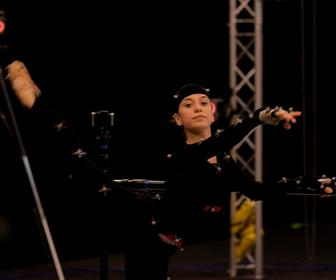 See How Cool Motion Capture Is When Its Used for Dance