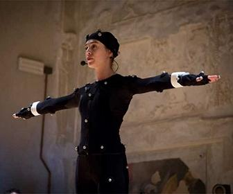 See How Cool Motion-Capture Is When It's Used for Dance