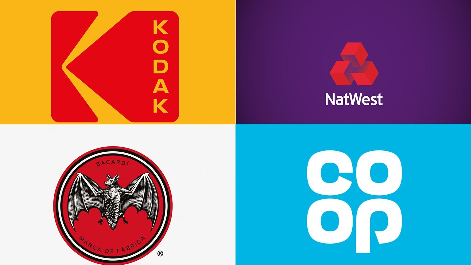 Why logos are going retro