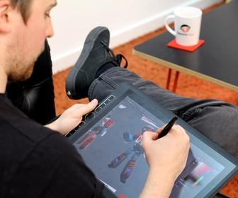 Wacom's MobileStudio Pro tested by leading designers and artists