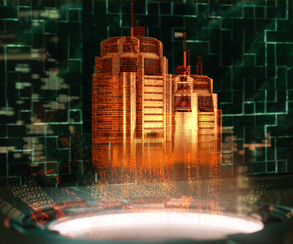 In-depth: Territory on creating the futuristic 3D cityscape for Ghost in the Shell