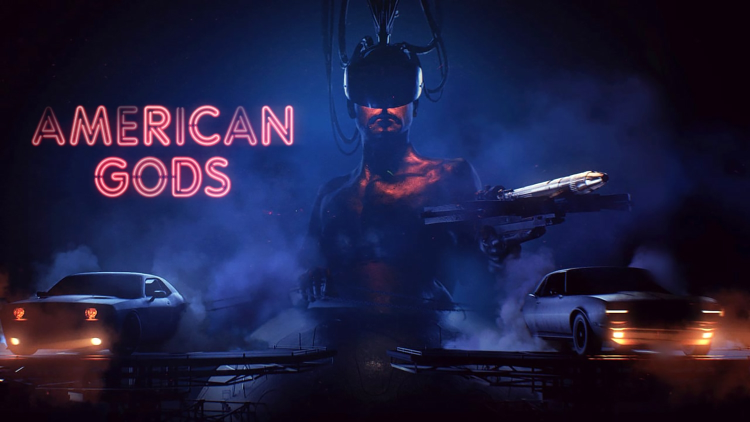 Patrick Clair On Creating American Gods' Iconic Title