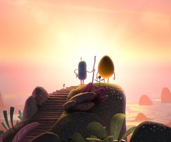 Nexus Studios absolutely gorgeous animation about how you nurture your ideas