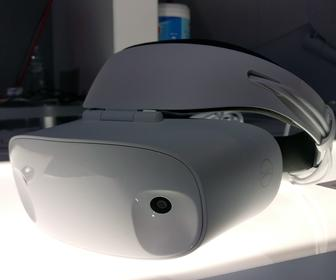Dell's Visor is a gorgeous VR headset, but Windows Mixed Reality still needs polish