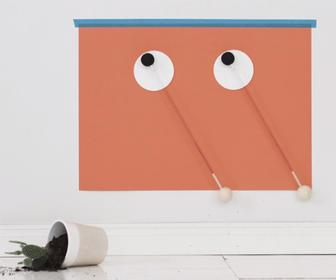 Designer Lucas Zanotto presents eyes in intriguing, hilarious ways