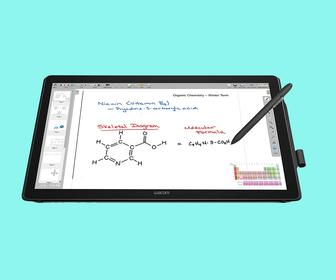Wacom has released a new 24-inch tablet display