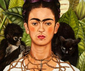Frida Kahlo's life, art and legacy explored in Google's new giant online collection and app