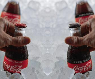 Coca-Cola goes into the red with a brand new redesign