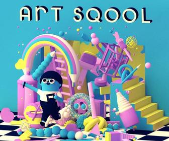 Julian Glander recreates your art school experience in quirky video game Art Sqool