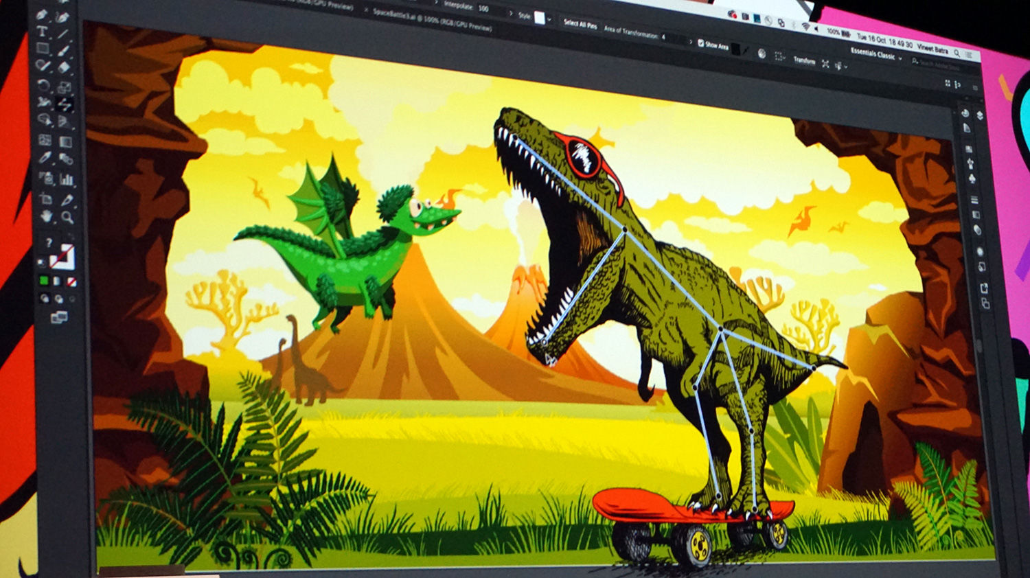 Adobe's groundbreaking prototypes of new features and apps for Creative Cloud
