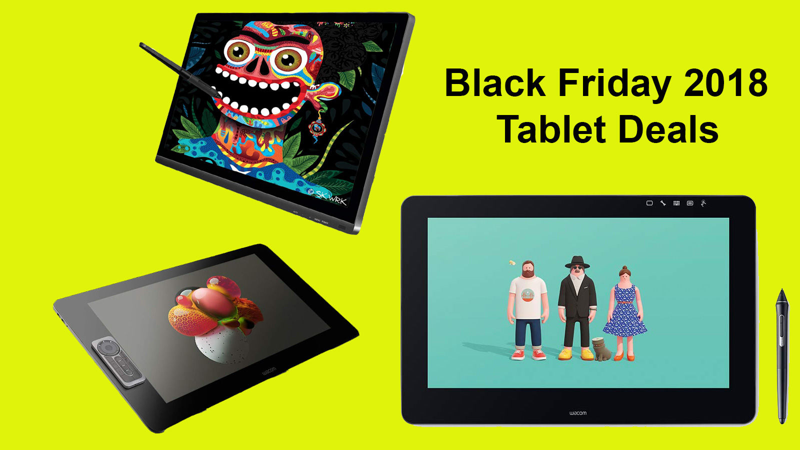 It is a photo of Persnickety Cyber Monday Drawing Tablet