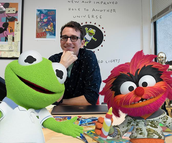 A 3D spin on The Muppets captures the spirit of Jim Henson for a new generation