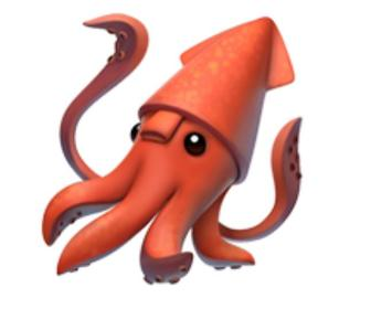 Apple's squid emoji has been anatomically incorrect for years, Monterey Bay Aquarium points out