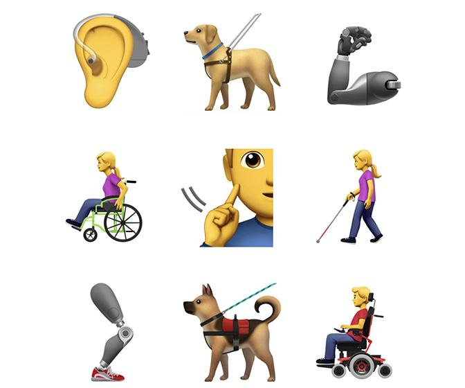 These are the 230 new emojis coming your way in 2019 - but minus a frowning poo