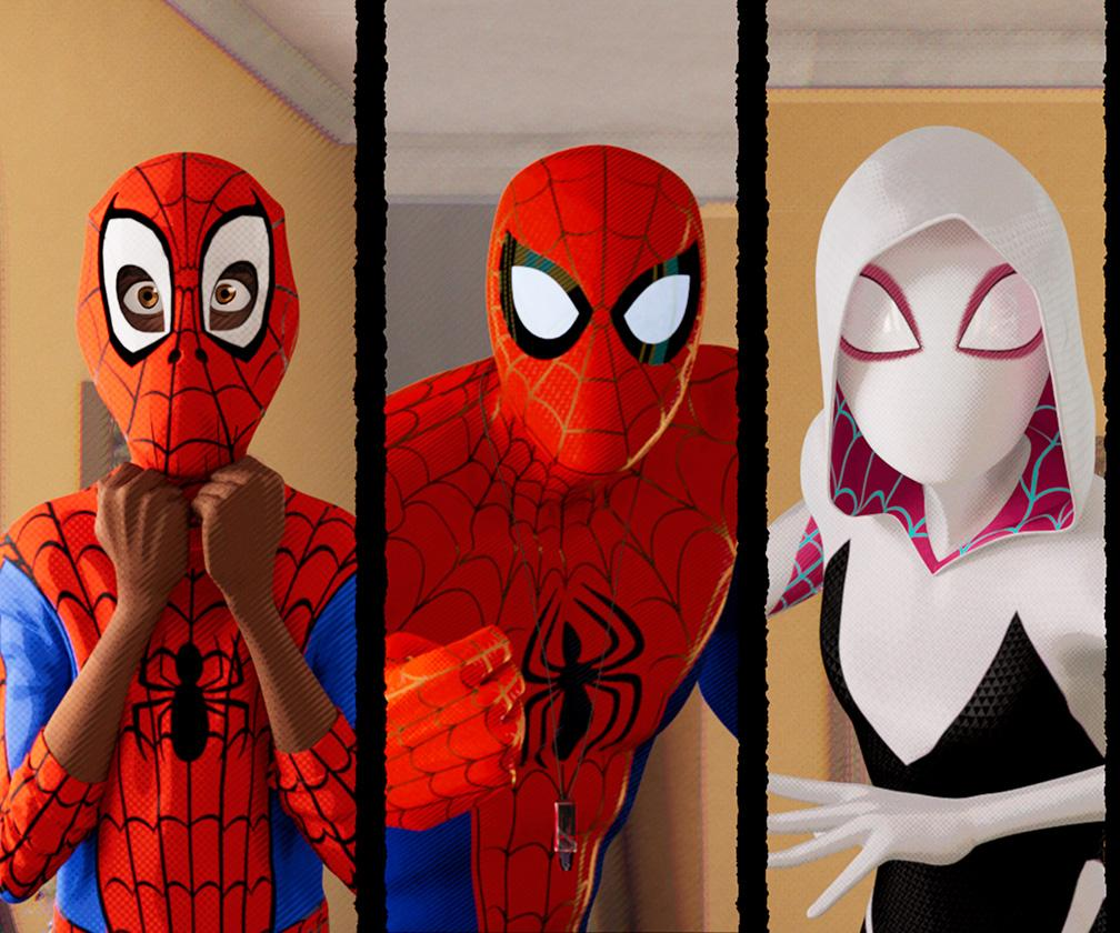 The artistic approaches that helped Spider-Man: Into the Spider-Verse pick up this year's Animation Oscar