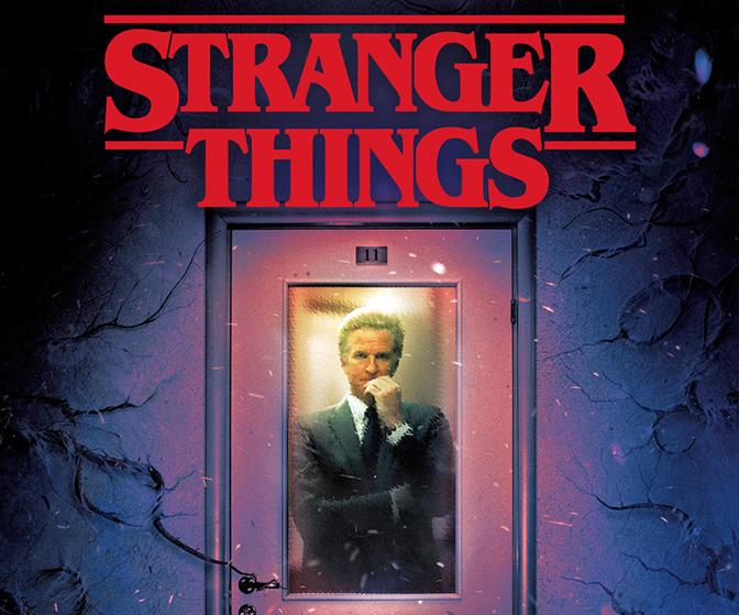 Stranger Things book artists show how to create perfectly retro - and spooky - covert art