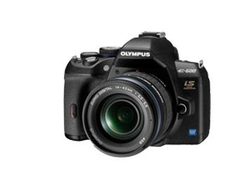 Olympus E-600 review
