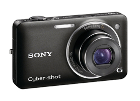 Sony Cyber-shot DSC-WX5 review
