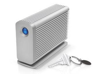 LaCie Little Big Disk Thunderbolt review