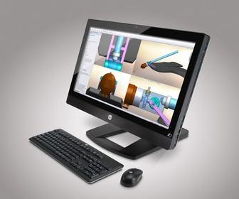 HP Z1 workstation review